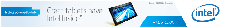 Intel based Tablets at Plonter