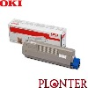 Black Toner Cartridge For OKI C610N,C610DN for 8000 Pages - טונר מקורי