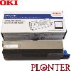 Black Toner Cartridge For OKI C710N/C710DN/C711N/C711DN for 11000 Pages - טונר מקורי
