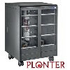1 to 15 Duplicator with 16 SATA DVD x24 drives and case with 2x600w PSU
