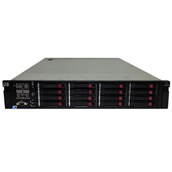 HP - DL380-G7-2x5620-64GB-12HDD