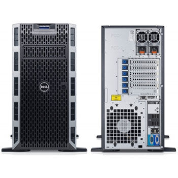 DELL - DLSR-T430-2630V3-64-400SSD-4HDD - ������ ������ ����