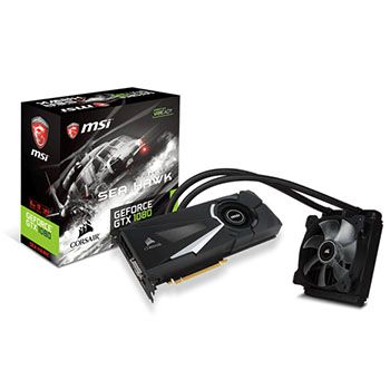 MSI - GTX-1080-SEA-HAWK-X - ������ ������ ����