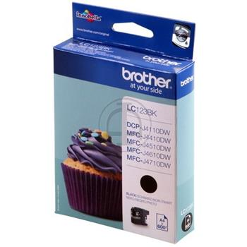 Brother - LC123BK - ������ ������ ����