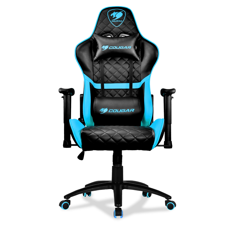 Armor-Gaming-Chair-One-SKY-BLUE Picture
