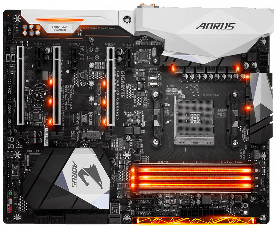 GA-AX370-Gaming-5 Picture