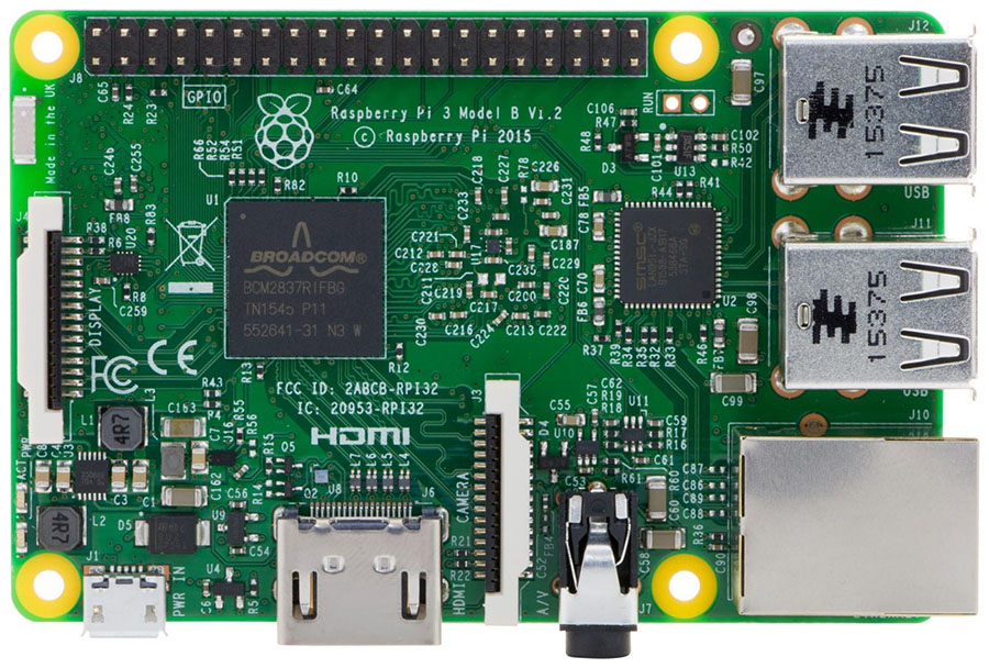 Raspberry-Pi-3 Picture