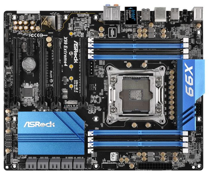 X99-Extreme4 Picture
