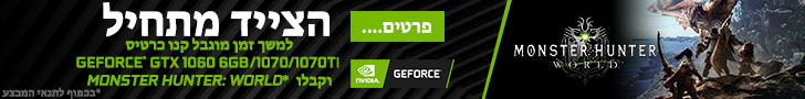 Monster Hunter Giveaway With NVIDIA GTX 1060 6GB/GTX1070, 1070 TI